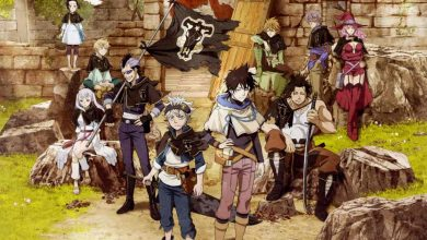 Photo of Black Clover Episode 168 English Subbed