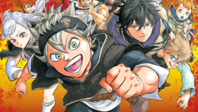 Photo of Black Clover Episode 170 English Subbed