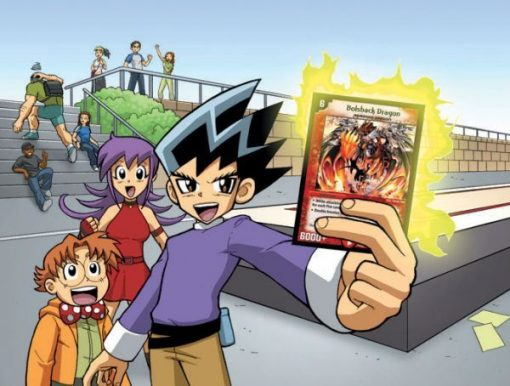 Photo of Duel Masters King Episode 45 English Subbed