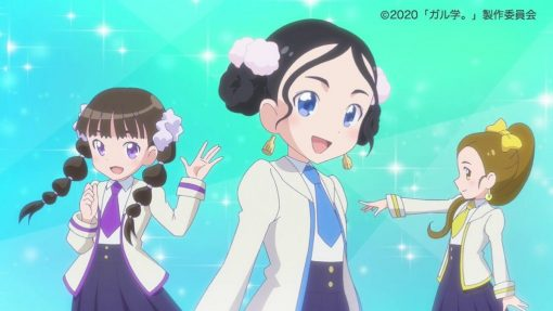 Photo of Girl School. ~St. Girls Square Academy~ Episode 45 English Subbed