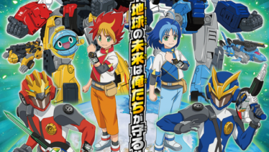 Photo of Tomica Kizuna Gattai: Earth Granner Episode 49 English Subbed