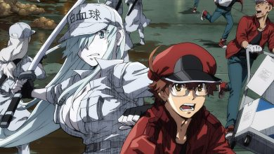 Photo of Hataraku Saibou Black (TV) Episode 5 English Subbed