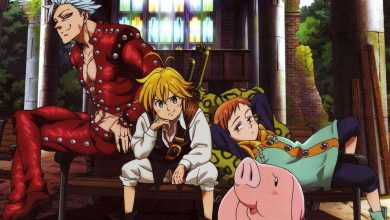 Photo of The Seven Deadly Sins: Dragon's Judgement Episode 8 English Subbed