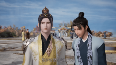 Photo of Wushen Zhuzai Episode 106 English Subbed