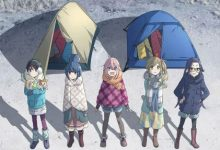Photo of Yuru Camp△ Season 2 Episode 9 English Subbed