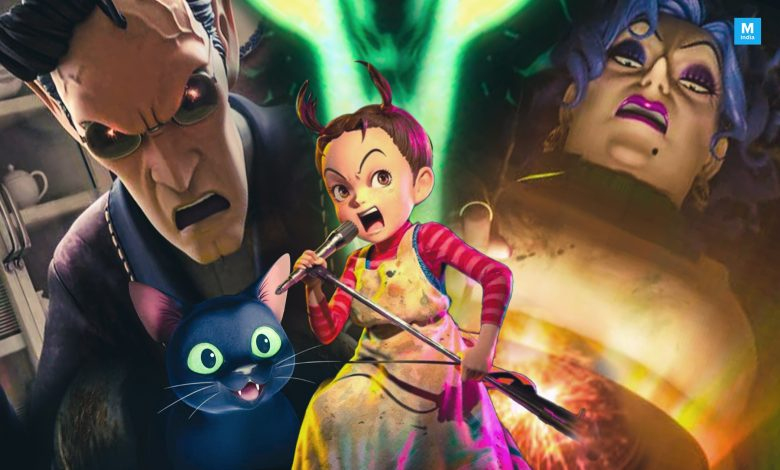 Photo of Earwig and the Witch Episode 1 English Subbed