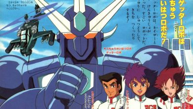 Photo of Getter Robo Go Episode 9 English Subbed