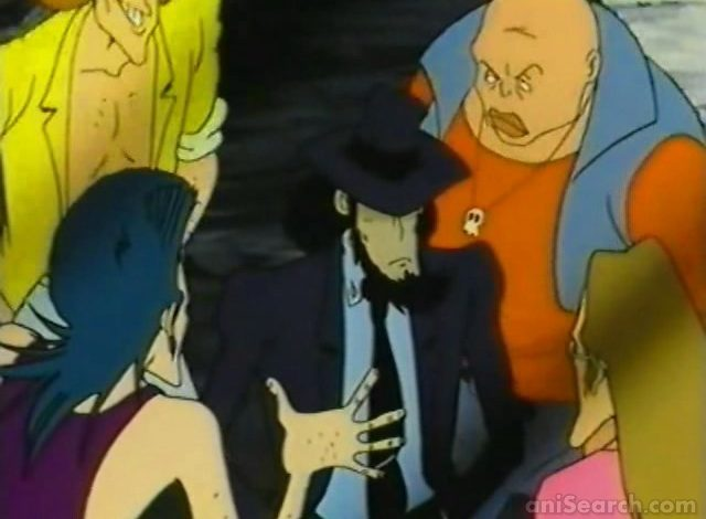 Photo of Lupin III: Bye Bye Liberty – Kiki Ippatsu! Episode 1 English Subbed