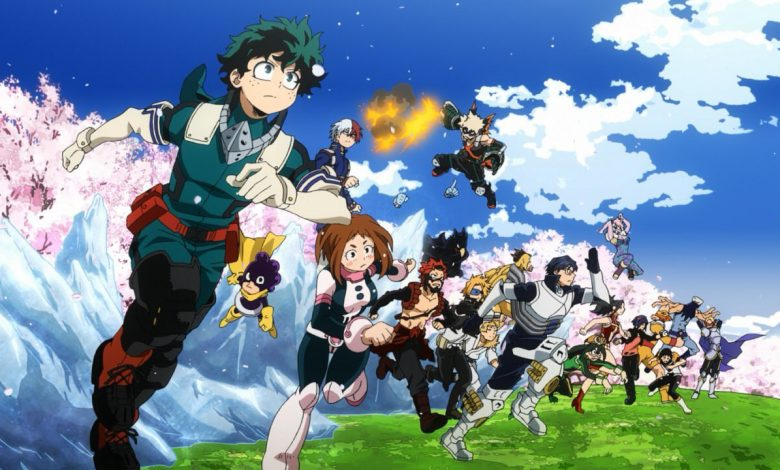 Photo of Boku no Hero Academia 5th Season Episode 8 English Subbed