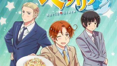 Photo of Hetalia: World★Stars Episode 1 English Subbed