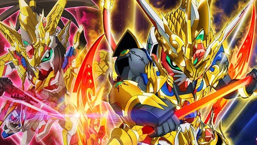 Photo of SD Gundam World Heroes Episode 1 English Subbed