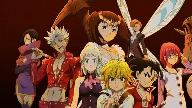 Photo of The Seven Deadly Sins Movie 2: Cursed by Light Episode 1 English Subbed